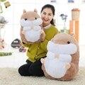 Japão bonito hamster de pelúcia bonecas, brinquedos de pelúcia porquinhos da índia, hamsters, bonecas, enviou sua namorada um presente de aniversário