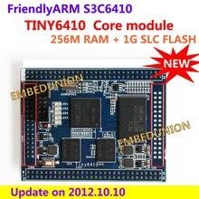 FriendlyARM S3C6410 ARM11 Core Module Stamp,TINY6410, 256M RAM+1G SLC Nand Flash, ARM Development Board