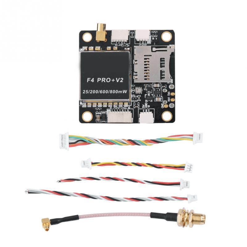 ขายร้อน 30.5x30.5 มิลลิเมตร F4 Pro V2 Flight Controller ESC VTX สำหรับ RC FPV Racing Drone อะไหล่สูงคุณภาพรีโมทคอนโทรลอุปกรณ์เสริม-ใน ชิ้นส่วนและอุปกรณ์เสริม จาก ของเล่นและงานอดิเรก บน   1