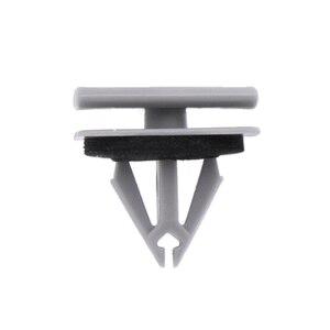 Image 4 - Clips de moulage à bascule de 25 pièces avec scellant pour Ford Explorer