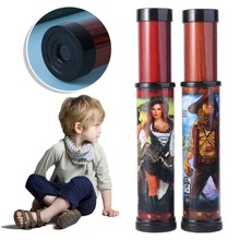 32cm Pirate Kaleidoscope Kids Educational Science Developmental Toy Cosplay Gift Baby Toy Children Autism Kid Toy(China)