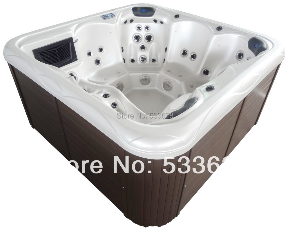 6801 Wholesale outdoor spa massage bathtub with massage functions-in ...