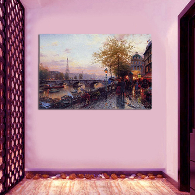 Printed Poster Wall Art Home Decor HD Prints Oil Paintings On Canvas ...