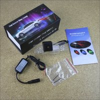 Car Light For Ford Mustang GT CS 2010 2014 Laser Shoot Lamp Prevent Collision Warning Fog