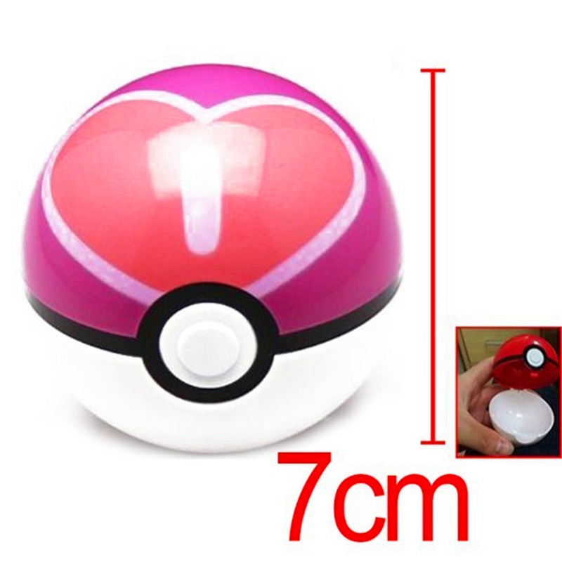 Poke ball with Pokemon 5