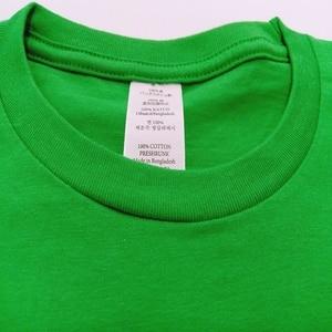 Image 2 - הבסיסט וגולגולת כובעי גבר חולצה 2020 אופנה קיץ חולצות גברים קיץ עגול צוואר Tees אבא החדש בגדים בס