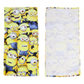 Top quality Despicable Me  Towel minions towel Cartoon Printed bath Towels Children Cotton Beach Bath Towel for Kids 70*146cm