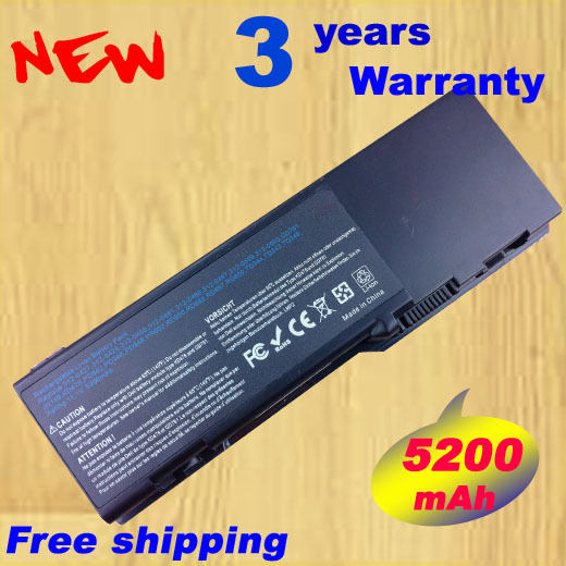 Replacement Laptop <font><b>Battery</b></font> for <font><b>Dell</b></font> <font><b>Inspiron</b></font> <font><b>1501</b></font> 6400 E1505 Latitude 131L Vostro 1000 312-0461 451-10338 RD859 GD761 UD267 image