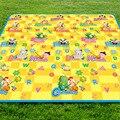 As Crianças Brincam Esteira de Praia Piquenique à prova d' água mat bebê que joga mat Tapete Tapete Cobertor do Bebê Engatinhando Tapete criança de Brinquedo de presente