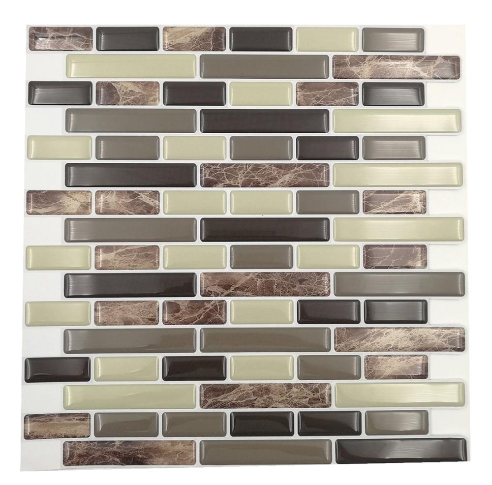 Kitchen Backsplash Tile Stickers Design Inspirations