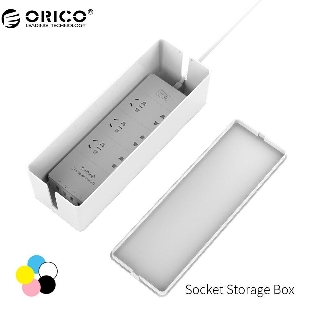 Orico Socket Storage Box Power Protector Box Power Strip