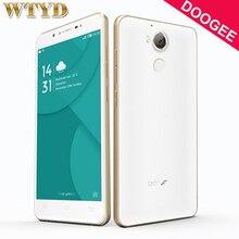 """DOOGEE F7 Téléphone Intelligent 3 GB + 32 GB Identification Des Empreintes Digitales 5.5 """"Android 6.0 MTK6797 Helio X20 Deca Core Réseau 4G Téléphones Cellulaires"""