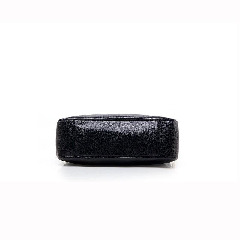 Women Famous Brand Bags Composite Bag Leather Luxury Designer Tassel Handbags Vintage Shoulder Bag Bolsas Femininas b079