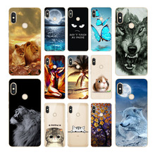 hot deal buy for xiaomi redmi note 5 case cover soft tpu silicone cover for xiaomi redmi note 5 pro 5.99