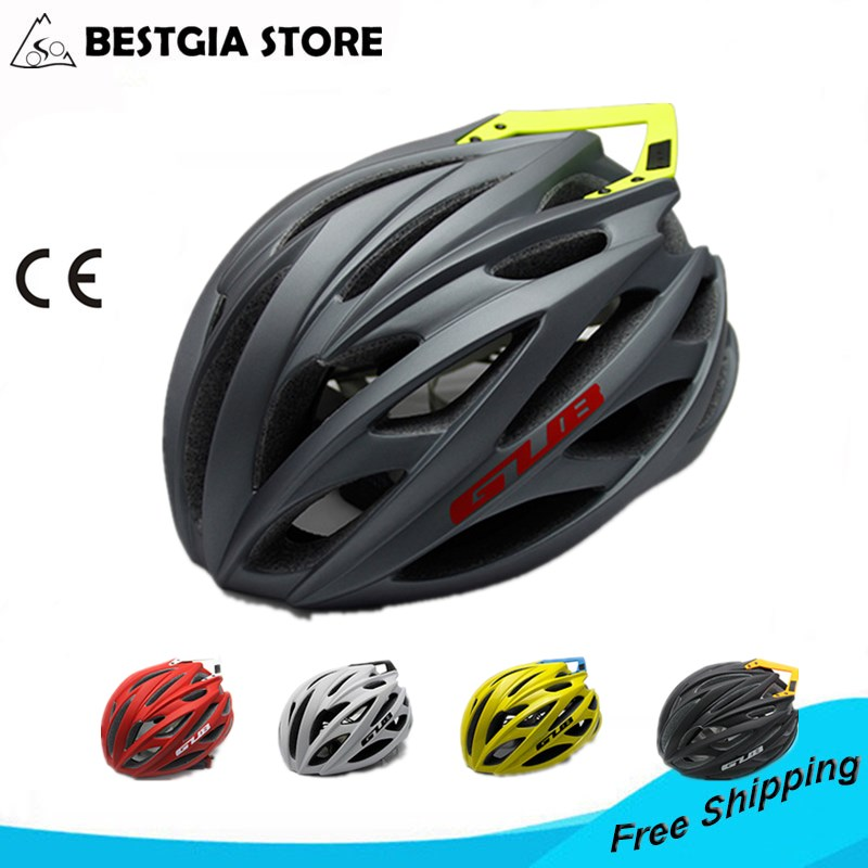 PRO improve 60% more safety Integrally-molded Cycling Helmet Super Light 245G Adults Bicycle Helmet Adjustable  Casco Ciclismo rockbros bicycle helmet ce certification cycling helmet integrally molded bike helmet casco ciclismo 56 62 cm