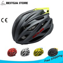 PRO improve 60% more safety Integrally-molded Cycling Helmet Super Light 245G Adults Bicycle Helmet Adjustable  Casco Ciclismo