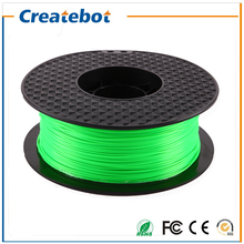 3D Filament PLA Filament Green Color 3D Printer Filament 1.75MM 3MM 1kg 3D Printer Extruder Plastic Filament