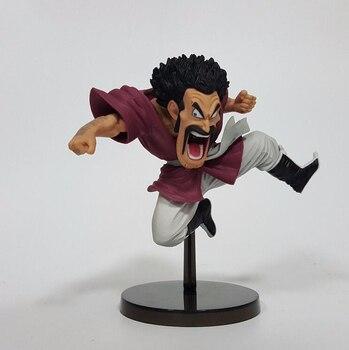 New Akira Toriyama Anime Dragon Ball Z Hero Hercule Mark Satan 15cm Figure Figurine фото
