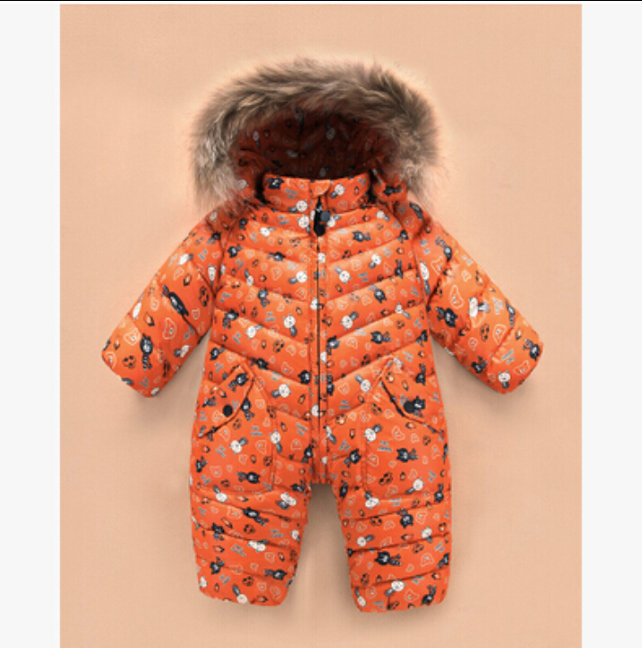 High-quality-2017-New-brand-winter-outerwear-baby-rompers-duck-down-coat-for-newborn-snowsuit-infant-costume-big-nature-fur-1
