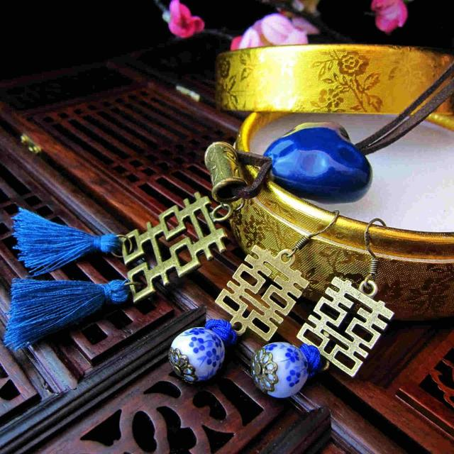 Chinese Wedding Jewelry Set...
