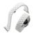 2016 venda Quente 42mm Novo Apple pulseiras de relógio Pulseira de Cerâmica relógio Preto Branco pulseira com fivela de borboleta