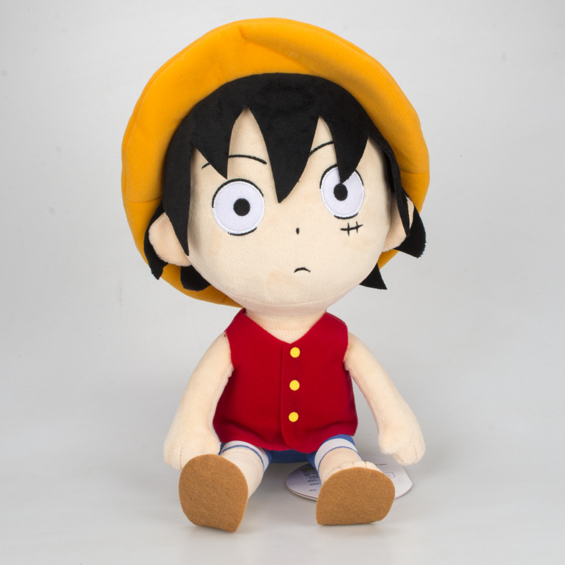 "30cm//12/"" One PIECE Trafalgar Law Anime Plush Soft Cartoon Kid Toy Birthday Gift"