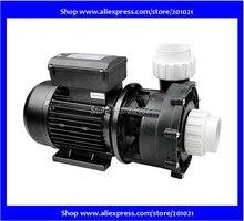 Whirlpoolpumpe Massagepumpe Pump WP300 II Whirlpool 2200W/450W ZWEISTUFIG! Hochleistungs Whirlpool Schwimmbadpumpe