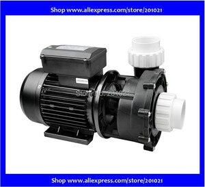 Image 1 - Whirlpoolpumpe Massagepumpe Pump WP300 II Whirlpool 2200W/450W ZWEISTUFIG! Hochleistungs Whirlpool Schwimmbadpumpe