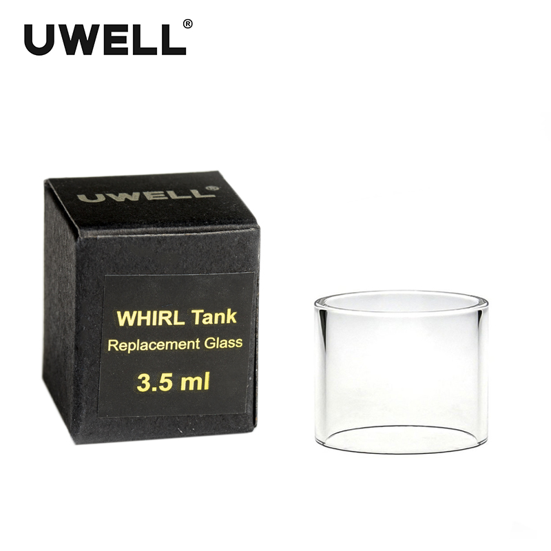 UWELL Whirl Tank 3.5ml Replacement Glass Tube Electronic Cigarette Tank accessories electronics