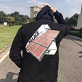 PALACE Skateboards Sweatshirt Men 3D Chocolate Print Hoodie Hip hop Streetwear Fashion Tracksuit Triangle Hoodies Sweatshirts XL