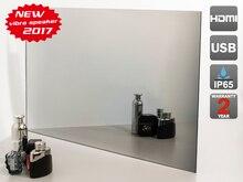 "21.5 ""TV Espejo impermeable para Baño, sintonizador Analógico (NTSC, PAL, SECAM), AVS220FS. envío libre."