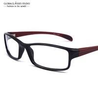 Ücretsiz kargo Unisex TR90 optik gözlük çerçeve Ultra hafif miyopi spor gözlük gözlük çerçeveleri 11203