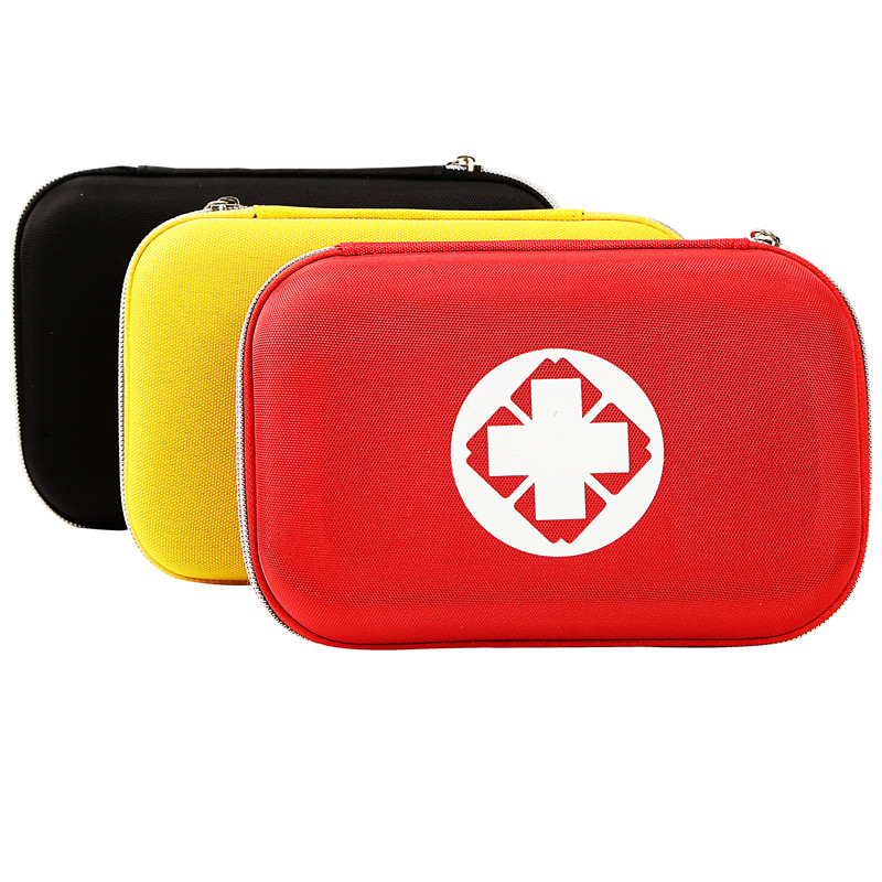 Strict New Camping Hiking Travel First Aid Box Storage Bag Emergency Survival Small Medical Box Health Care Products