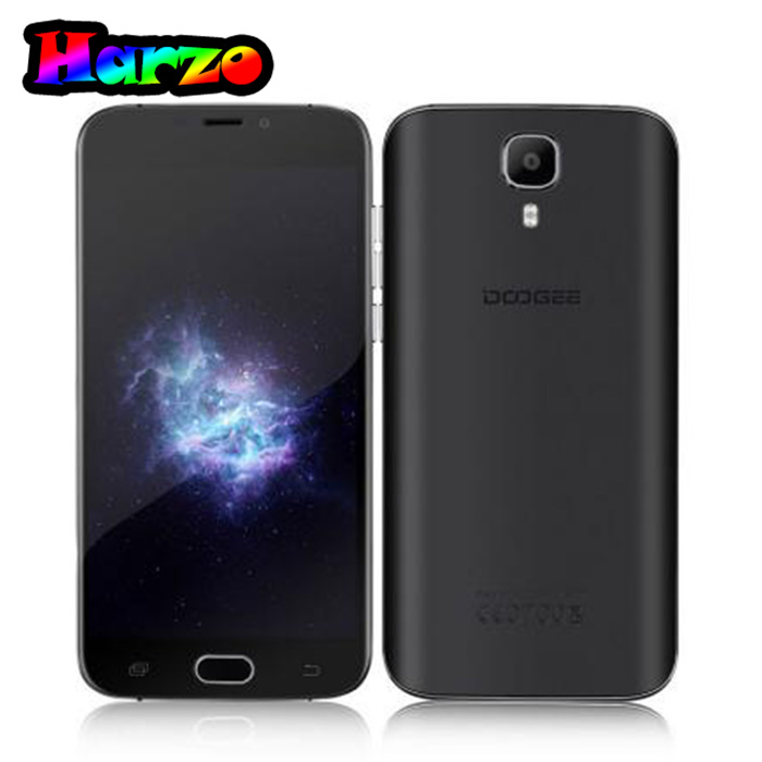 "bilder für Doogee x9 pro smartphone fingerabdruck 5,5 ""2 GB RAM 16 GB ROM Android 6.0 MTK6737 Quad Core Metall 3000 mAh 13MP 4G LTE Handy"