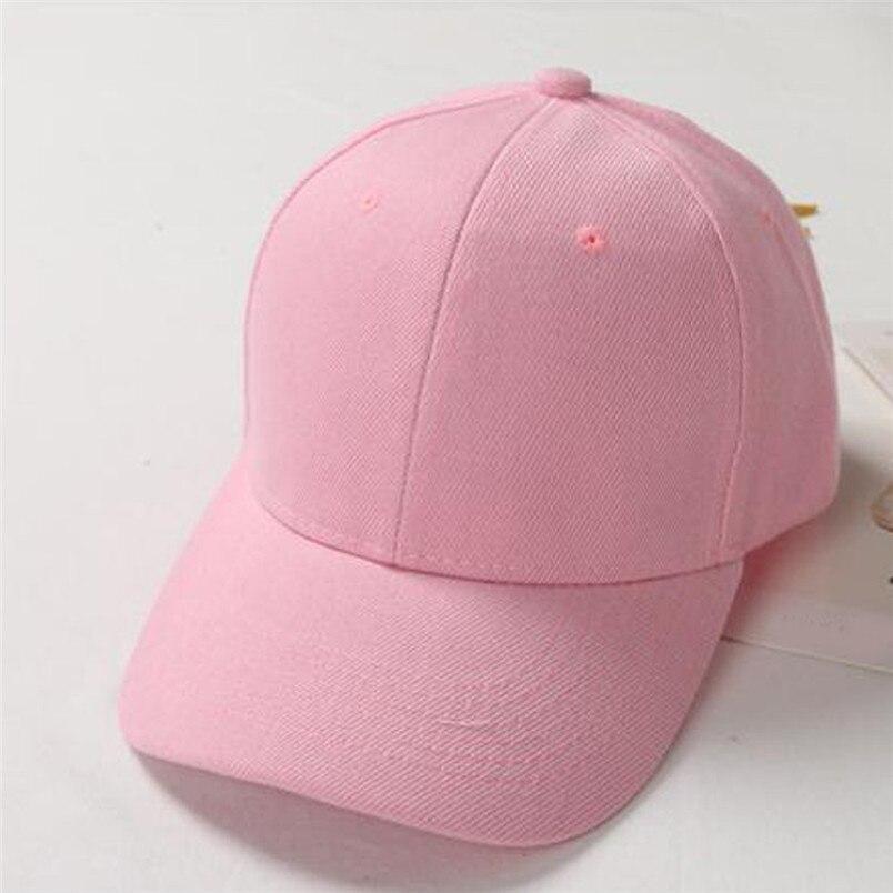 Baseball Cap Summer Women Men Cap 2018 New Fashion Hats Adjustable Boys Girls Snapback Hip-Hop Outdoor Casual Cap F#L26 (6)