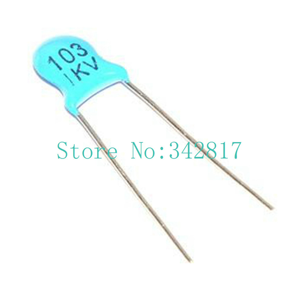 Ceramic Capacitors 1000v 1kv 103m 10nf 0 01uf 1000pcs In