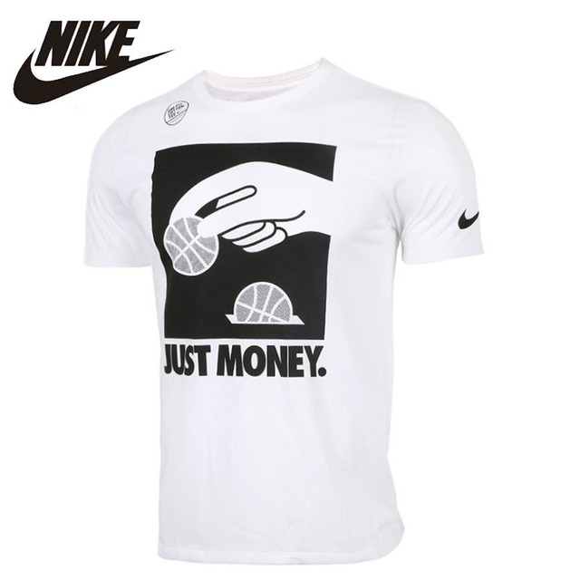 US $33.54 22% OFF NIKE Original 2017 New Arrival T shirt Breathable Short Sleeve Round Neck Fiexible Sports Shirt For Men#844475 100-in Trainning & ...