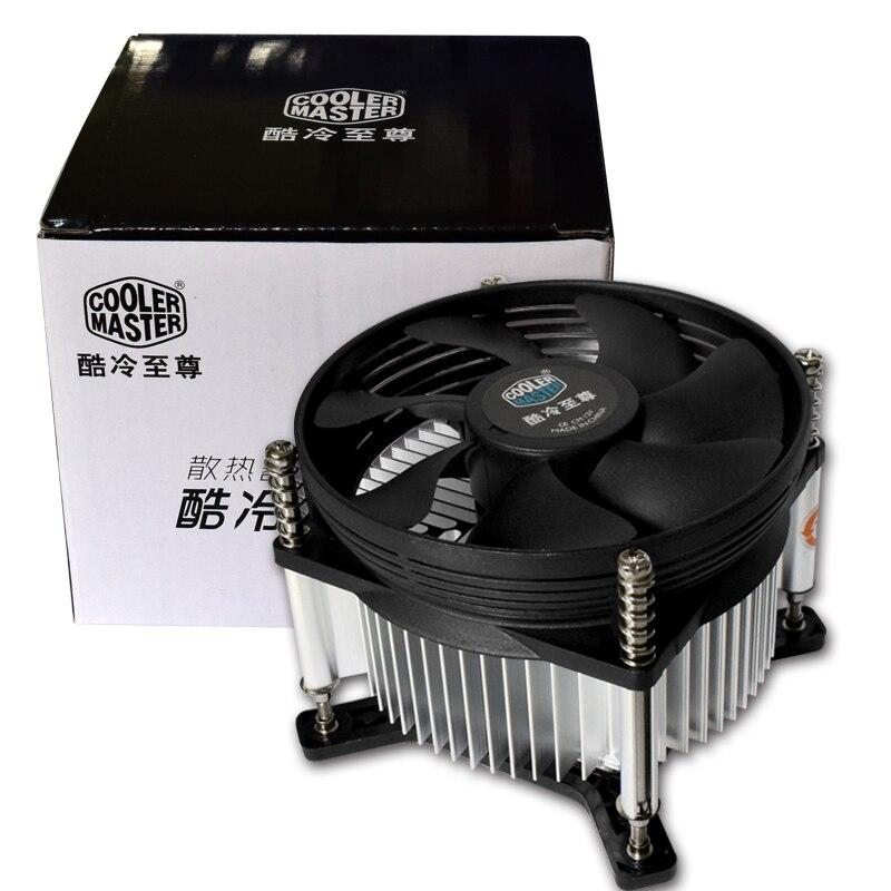 Cooler Master Multimontagesatz CPU kühler für Intel 478 775 115X AMD AM2 AM2 + AM3 FM1 CPU kühler 3pin kühlung CPU fan PC quiet
