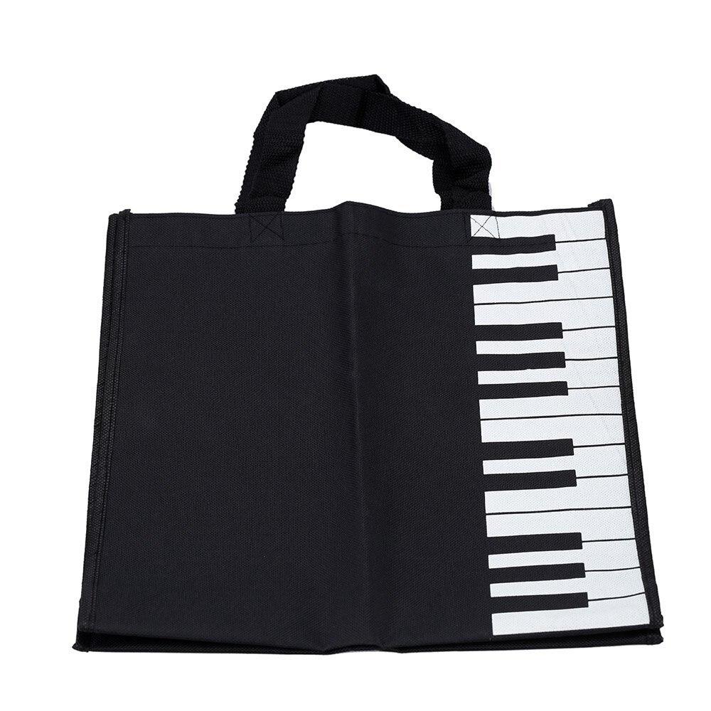 Piano Keys Music Handbag Tote Bag Gift