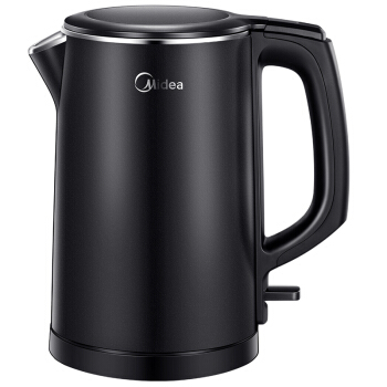 Нержавеющаясталь термостат Электрический Чайник заварочный чайник мгновенный нагрев воды котел Авто Защита от отключения питания 1800 Вт черный 1.5L