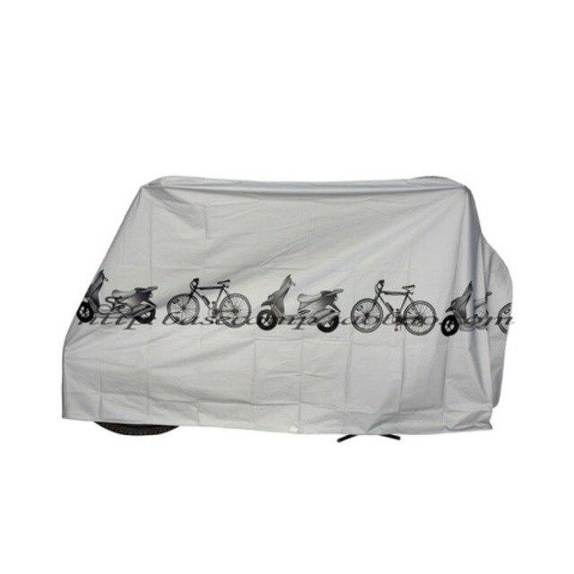 Велосипедный водостойкий Чехол для велосипеда дождевая Пылезащитная крышка на открытом воздухе портативный скутер велосипед Защита передач Аксессуары для велосипеда велосипедная крышка Велоспорт