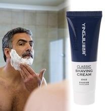 1pc Shaving Foam Manual Razor Shaving Cream for Travel Hotel Personal Beauty Face