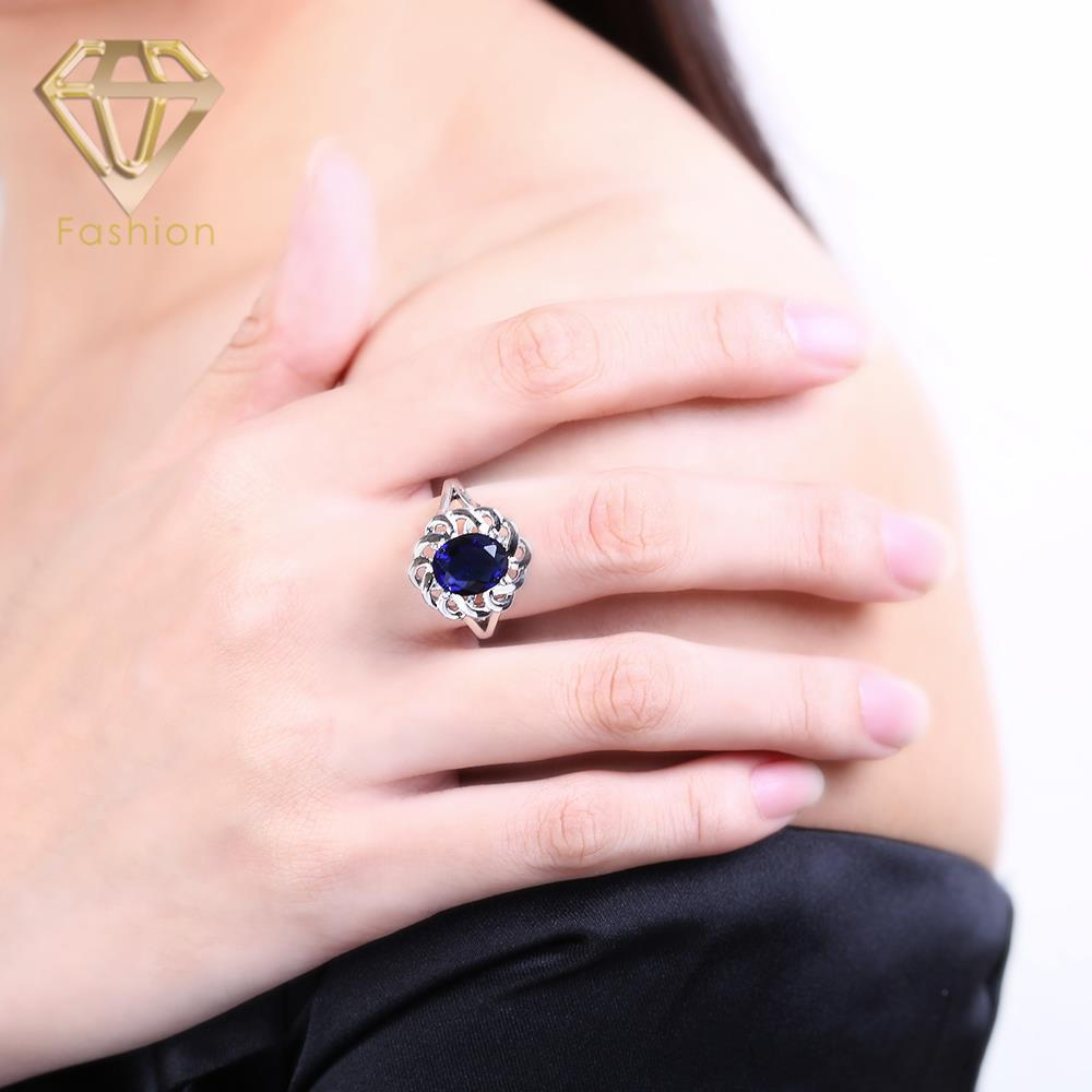Gold Jewellery Design New Arrival Hollow Flower with Big CZ /Rose ...