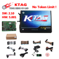 Hot Sell V2.10 KTAG K-TAG ECU Programming tool Master Version Hardware 5.001 K TAG V2.10 Chip Tunning Tool Free Shipping
