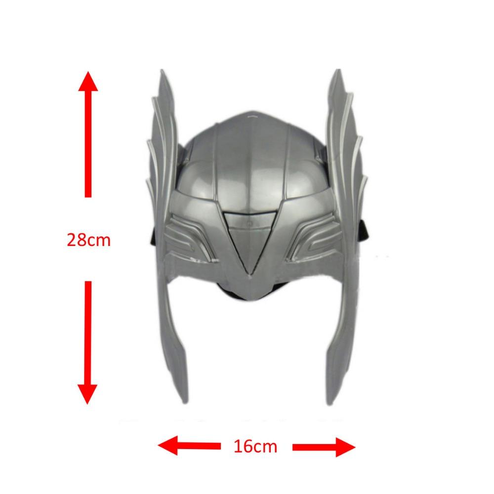 Extremamente Superhero The Thor Helmet Mask Halloween mask Masquerade Costume  JU02