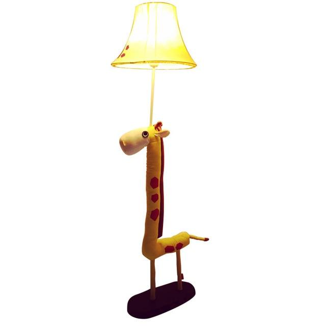 Big Discount #8c1a94 Cartoon Giraffe LED Floor Lamp Living