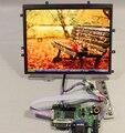 М. NT68676 HDMI + DVI + VGA + 9.7 дюймов LTN097XL01 1024*768 + LVDS кабель + LED водитель борту + OSD клавиатура + пульт дистанционного управления