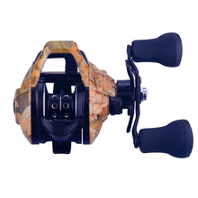 YUYU Camouflage Baitcasting Fishing Reel 3000 metal spool brake 6 kg high speed 7.2:1 Lure Reel magnetic brake Bait Casting reel