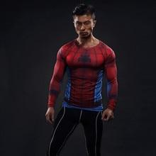 Mens Soccer Jerseys Compression 3D T Shirts