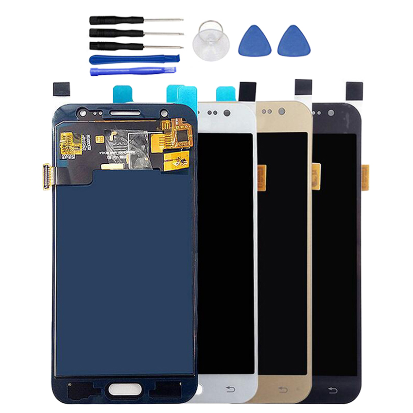 <font><b>LCD</b></font> Display Für <font><b>Samsung</b></font> Galaxy J5 2015 J500F J500M <font><b>J500H</b></font> J500DS <font><b>LCD</b></font> Touch Screen Digitizer Montage Für <font><b>Samsung</b></font> J500 LCDs image